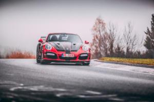 Techart GTstreet R Tuning Sportwagen Coupé Porsche 911 Film Asphalt Burning Netflix