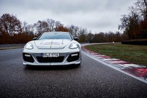 Techart GrandGT Porsche Panamera Turbo S E-Hybrid Sport Turismo Essen Motor Show 2018