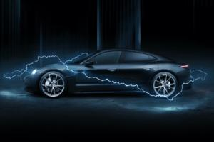 Techart Porsche Taycan Tuning Felgen Formula VI