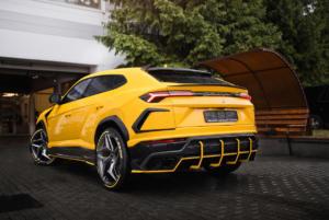 TopCar Design Lamborghini Urus Tuning Bodykit Felgen SUV Sportwagen
