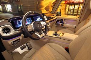 TopCar Design Mercedes-AMG G 63 Inferno Package Widebody Karosseriekit Felgen Tuning Geländewagen Topmodell