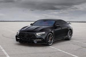 TopCar Design Mercedes-AMG GT 63 S 4MATIC 4-Türer Coupé Tuning Carbon-Bodykit Felgen
