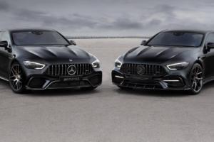 TopCar Design Mercedes-AMG GT 63 S 4MATIC 4-Türer Coupé Tuning Carbon-Bodykit Felgen mit Serienmodell