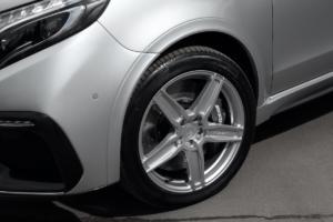 TopCar Design Mercedes-Benz V-Klasse 447 Tuning Inferno Bodykit Felgen
