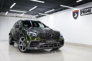 TopCar Design Mercedes GLC X253 Tuning Carbon Bodykit Felgen
