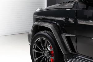TopCar Mercedes G-Klasse Inferno Tuning Bodykit Geländewagen Allradler