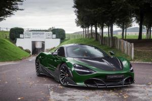 Topcar Design McLaren 720S Fury Mittelmotor Sportwagen Coupé Tuning