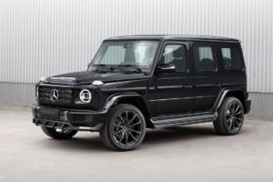 Topcar Design Mercedes-Benz G 350 d Tuning Inferno Light Package Felgen Carbon