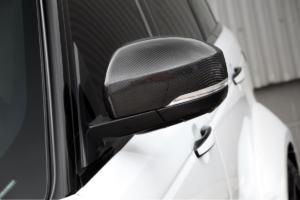 Topcar Design Range Rover Sport Lumma CLR RS SUV Tuning Widebody-Kit Felgen