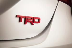 Toyota Camry TRD Sportlimousine Topmodell