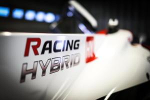 2021er Toyota GR010 Hybrid LeMans