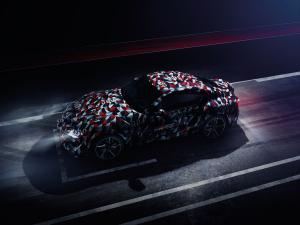 Toyota Supra 2019 Goodwood Festival of Speed Premiere Teaser