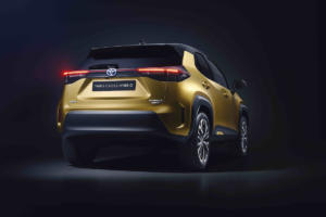 Toyota Yaris Cross Neuheit Kompakt-SUV Premiere
