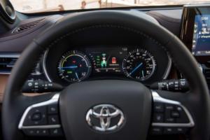 Toyota Highlander Platinum Hybrid 2020 SUV Neuheit Siebensitzer US-Version 13