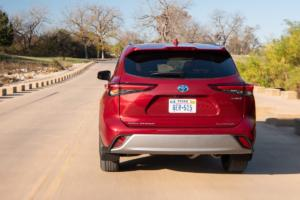 Toyota Highlander Platinum Hybrid 2020 SUV Neuheit Siebensitzer US-Version
