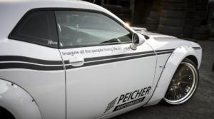 Dodge Challenger R/T Shaker von Peicher Performance