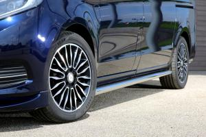 Vansports.de Mercedes V-Klasse Gentleman-Paket
