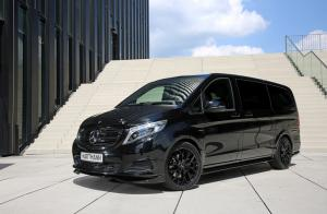"VANSPORTS.DE, Mercedes-Benz V 250 d VP Spirit ""Black Pearl"""