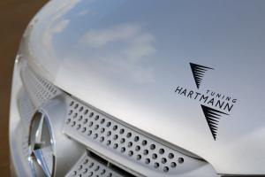 Robuste Optik für V-Klasse und Vito Hartmann Vansports