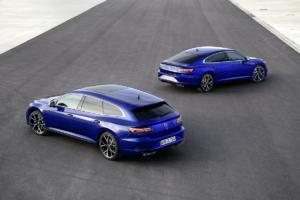 VW Arteon R Facelift Neuheit Viertürer-Coupé Shooting Brake Vorstellung