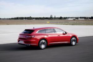 VW Arteon Shooting Brake R Line Neuheit Vorstellung