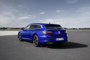 VW Arteon Shooting Brake R Neuheit Vorstellung