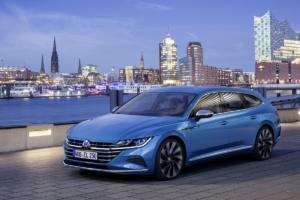 VW Arteon Shooting Brake Neuheit Vorstellung