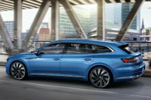 VW Arteon Shooting BrakeNeuheit Vorstellung