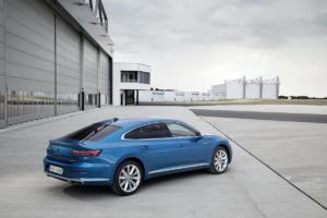 VW Arteon eHybrid Facelift Neuheit Viertürer-Coupé Vorstellung