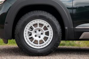 VW Atlas Basecamp Accessory Line Bodykit Felgen SUV Neuheit USA