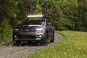VW Enthusiast Fleet SOWO The European Experience USA Atlas Basecamp Concept