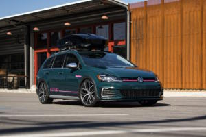 VW Enthusiast Fleet SOWO The European Experience USA Golf Alltrack Combi Concept