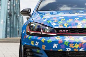 VW Enthusiast Fleet SOWO The European Experience USA Golf GTI Rabbit Confetti Concept