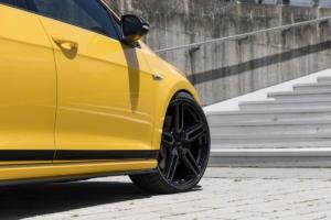 VW Enthusiast Fleet SOWO The European Experience USA Golf R Spektrum Concept