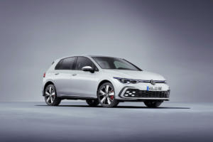 VW Golf 8 GTE Plug-in-Hybrid Topmodell Neuheit Kompaktklasse Hot Hatch Genfer Autosalon 2020