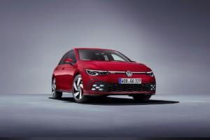VW Golf 8 GTI Benziner Topmodell Neuheit Kompaktklasse Hot Hatch Genfer Autosalon 2020