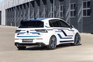 VW Golf GTE Skylight Azubi Projekt-Fahrzeug Wörthersee 2021 Kompaktklasse Hybrid-Sportler