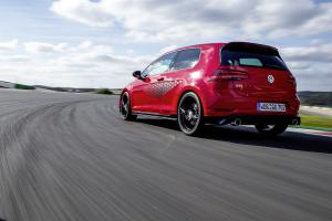 VW Golf GTI TCR Kompaktsportler Neuheit Hot Hatch