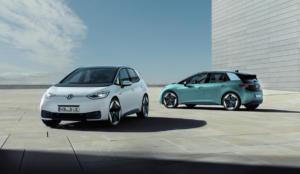 VW ID.3 Neuheit Elektroauto IAA 2019 Frankfurt Kompaktklasse 1st Edition