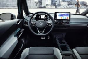 VW ID.3 Neuheit Elektroauto IAA 2019 Frankfurt Kompaktklasse