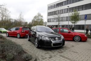 VW R & Coffee Event Treffen Wolfsburg Topmodelle