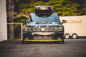 VW Tiguan R-Line Aero concept