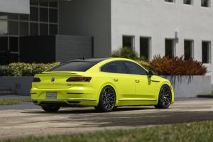 VW Arteon R-Line Highlight concept