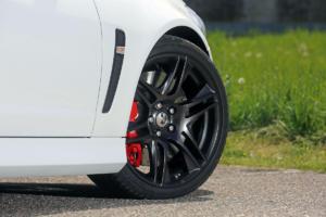Vauxhall VXR8 GTS Sportlimousine Tuning V8 LSA-Motor Kompressor Leistungssteigerung Tieferlegung