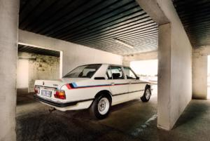 BMW 530 MLE Restaurierung