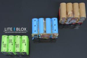 Technik, Leichtbau-Batterien von LITE BLOX