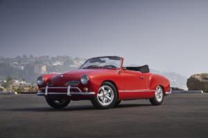 Volkswagen of America 70 Jahre VW in den USA Jubiläum Karmann Ghia Typ 14