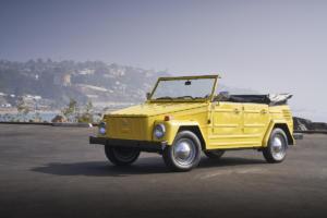 Volkswagen of America 70 Jahre VW in den USA Jubiläum Typ 181 Kurierwagen Thing