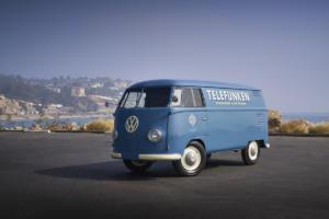 Volkswagen of America 70 Jahre VW in den USA Jubiläum Typ 2 T1 Bulli