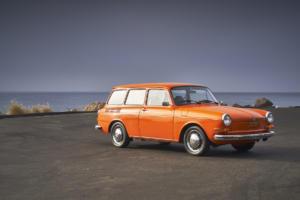 Volkswagen of America 70 Jahre VW in den USA Jubiläum Typ 3 Squareback Variant